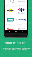 Screenshot of PlyceFID - cartes de fidélité