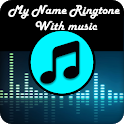 My name ringtones music icon