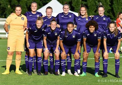 Champions League voor vrouwen aangepast door coronavirus, goed nieuws voor Anderlecht?