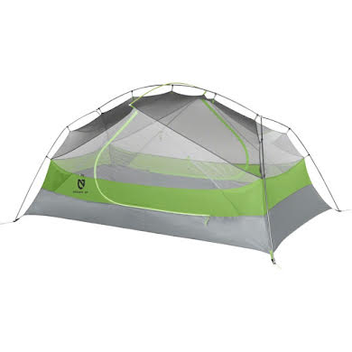 NEMO Dagger 2P Shelter, Green/Gray, 2-person