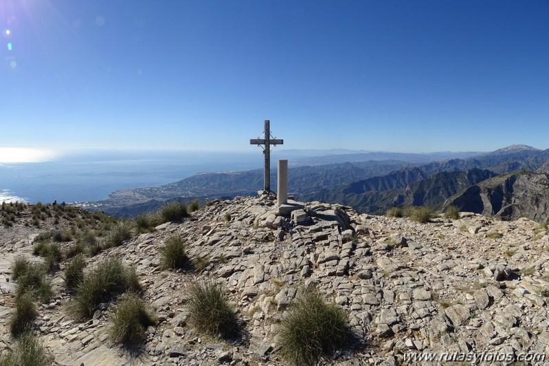 Subida al Pico Cielo