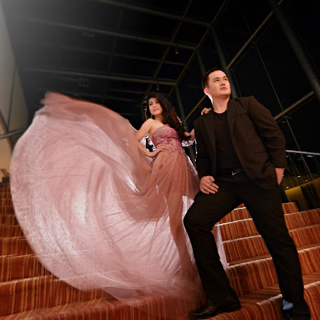 Fotógrafo de bodas Ricky Tiu (tiu). Foto del 12.02.2016