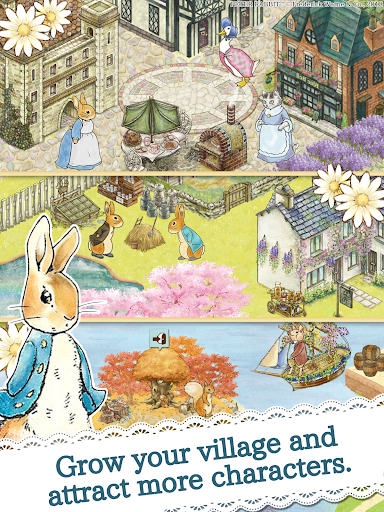 Peter Rabbit -Hidden World- 3.0.8 screenshots 10