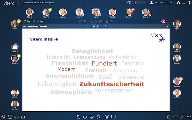 vitero Screen Sharing