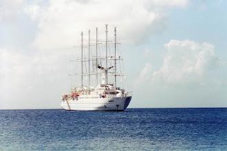 Photo: #015-Caraïbes. Le Club Med 1