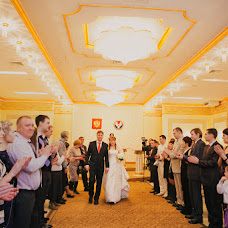 Wedding photographer Aleksandra Dodina (Alexandra). Photo of 15.04.2013