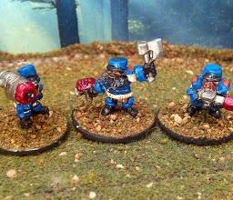 Photo: 15mm UK Dwarfs