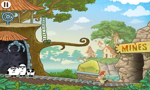 3 Pandas Fantasy Escape, Adventure Puzzle Game android2mod screenshots 2