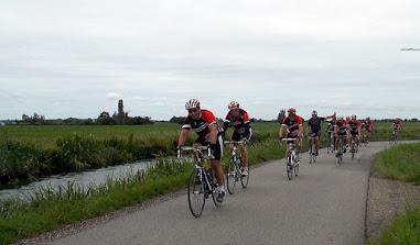 Vriendelijke fietsers