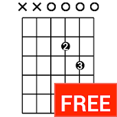 Guitar Chords Finder - No Ads!