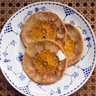 Inspired By Balinese Banana Pancakes