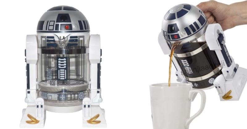 Dāvanas Star Wars faniem automāts