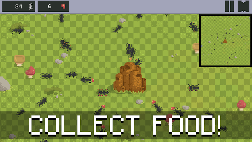 Ant Colony - Simulator (early access)  screenshots 1