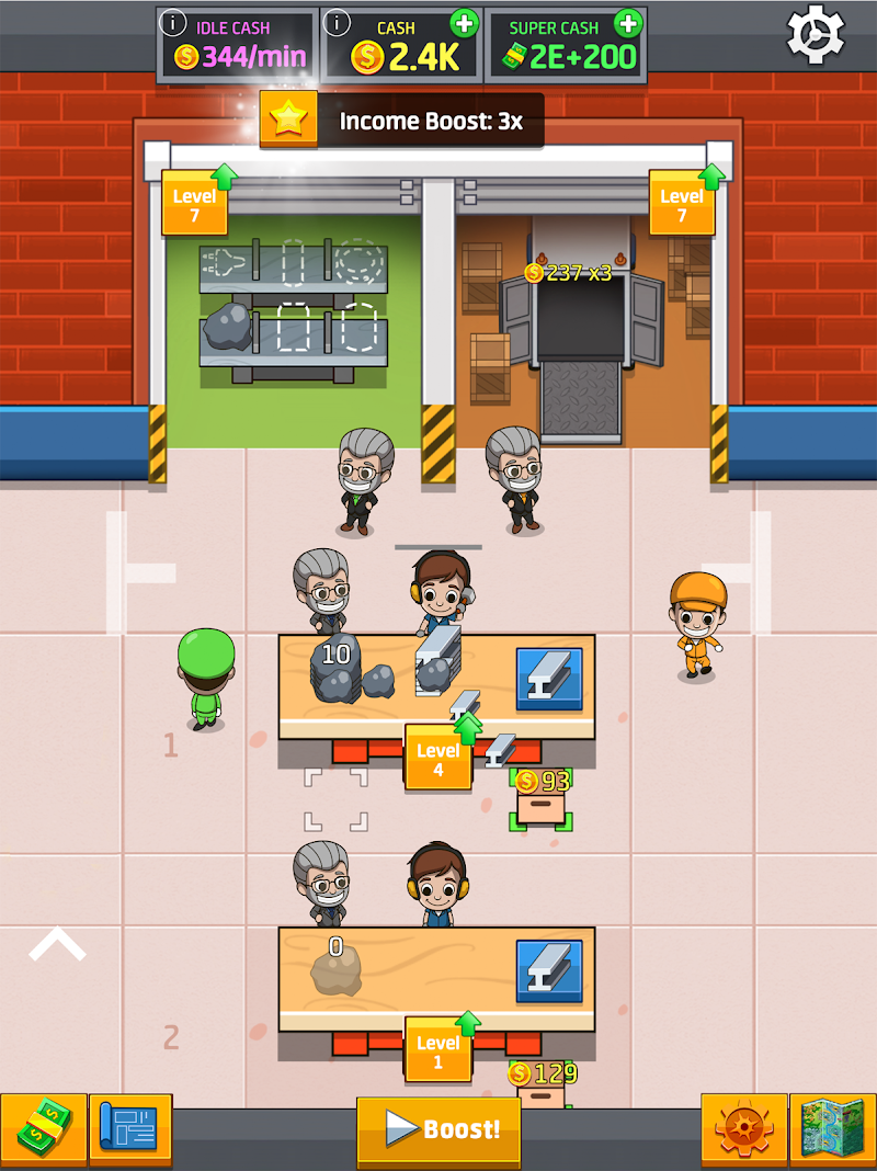 Idle Factory Tycoon Screenshot 13