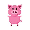 Piggy Sticker for WhatsApp icon