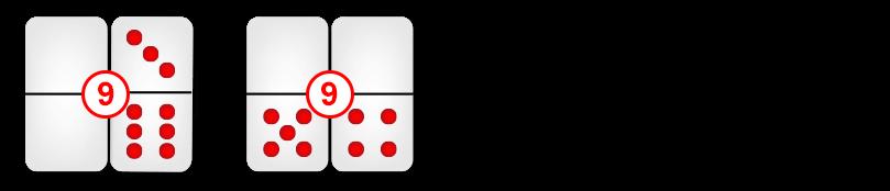 Cara Main Domino Qiu Qiu: Kartu QQ atau 99
