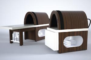 Sauna infrarouge Vital Dome Nomade, sauna individuel pliable pour les espaces réduits