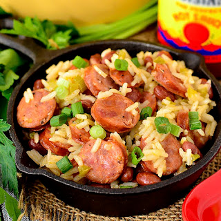Sausage White Rice Recipes