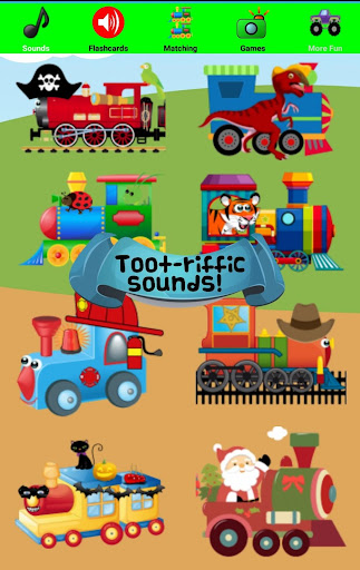子供のための列車ゲーム!フリー|玩教育App免費|玩APPs