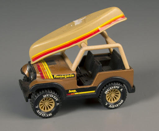 "Jeep | canoe:Buddy ""L"" 