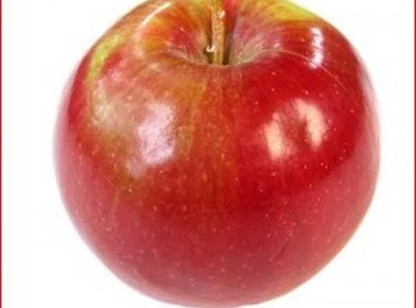 No Crust Apple Crunch Pie