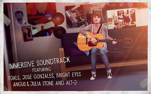 Life is Strange- screenshot thumbnail
