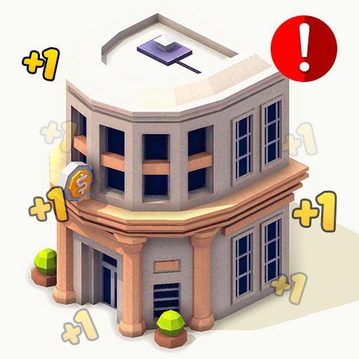 Idle Island - City Building Tycoon Icon