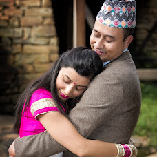 Wedding photographer Manjil Shrestha (pixel6studio). Photo of 11.12.2014