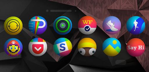 Wenrum - Icon Pack Alkalmazások részére Android screenshot