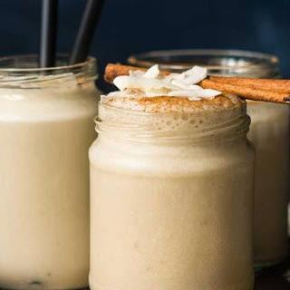 Chai Latte Smoothie.