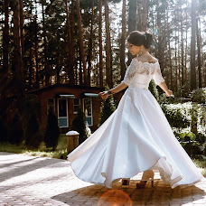 Wedding photographer Irina Sycheva (iraowl). Photo of 09.07.2018