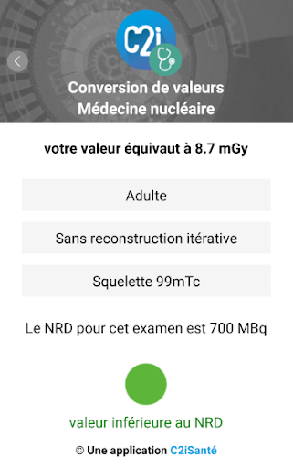 C2i santé screenshot 5