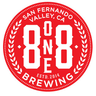 Logo of 8one8 Brewing Matador Red (818)