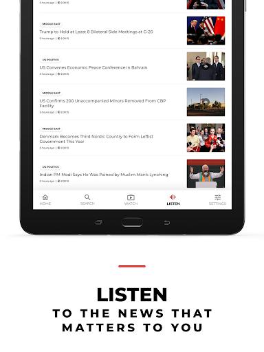 VOA News 4.1.5 Screenshots 10