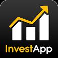 InvestApp - Bolsa de Valores, Cotações, Ações, FII