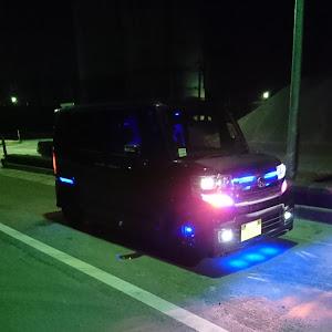 Nボックスカスタム JF1 29年式 特別仕様車 SS BLACSTYLE packageのカスタム事例画像 かんなり~kagoshima~さんの2019年01月24日05:42の投稿