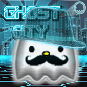 Ghost City Evaders - Match 3 Ghost Game, NO ADS!
