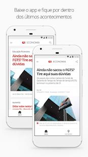 G1 - portal de notícias - náhled