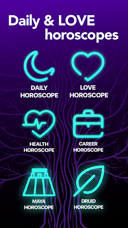 FortuneScope: live palm reader and fortune teller screenshots