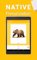 Screenshot of Learn Korean 6,000 Words
