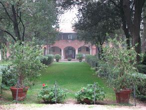 Photo: The Villa Pambuffetti, our home in Montefalco.