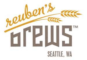 Logo of Reuben's Brews Porter