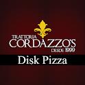 Disk Pizza Cordazzo's icon