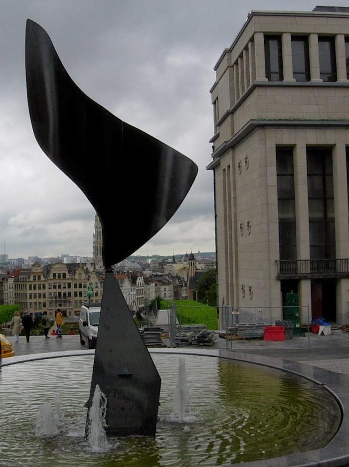 Oreille Tournante à Bruxelles