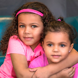 Sisters by Kathy Suttles - Babies & Children Children Candids (  )
