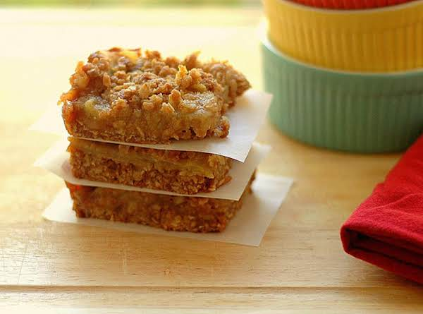 Caramel Apple Bars Recipe