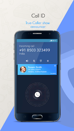 how to show a different number on caller id