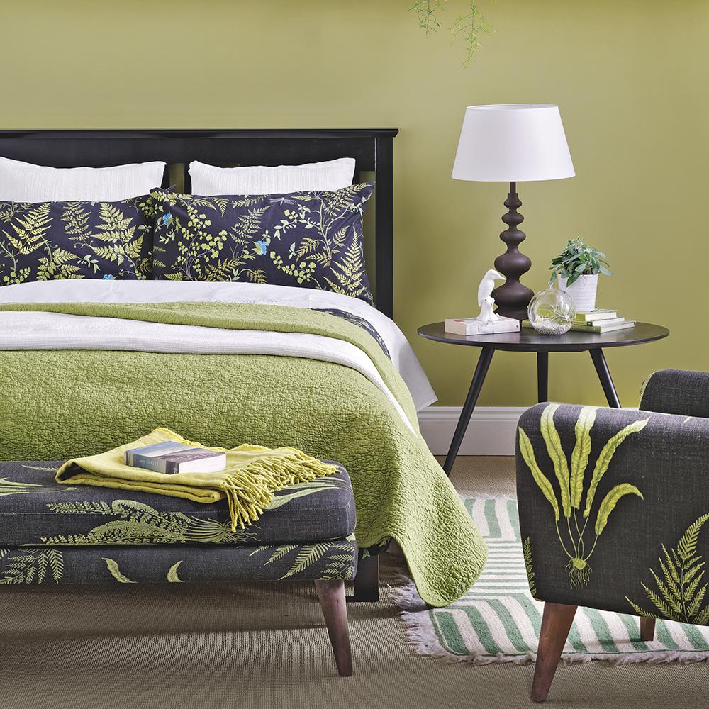 Olive Bedroom Ideas