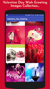 Download Valentine Day Wish Greetings  apk screenshot 1