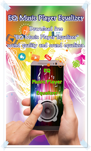 EQ Hudební přehrávač Equalizer - náhled